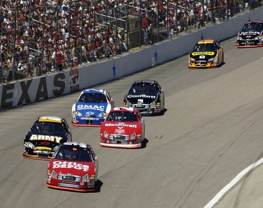 Bet on NASCAR races at Betrivers online sportsbook