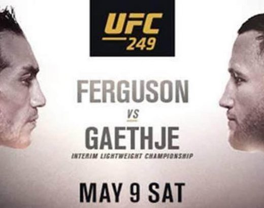 Bet on UFC 249 with Betrivers online sportsbook