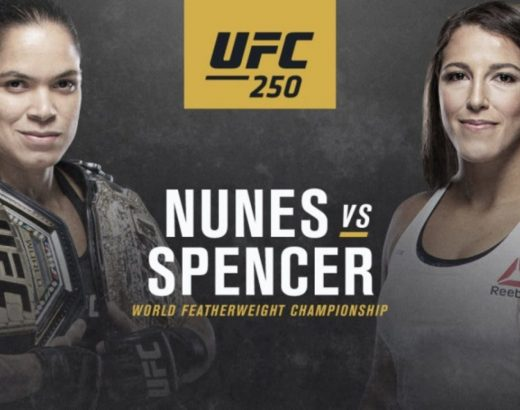 Bet on UFC 250 at Betrivers online sportsbook