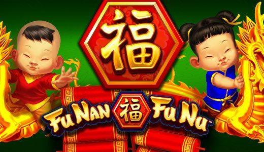Play Fu Nan Fu Nu online slot at BetRivers real money online casino