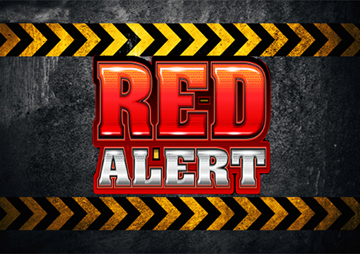 Play Red Alert real money slot at BetRivers Online Casino