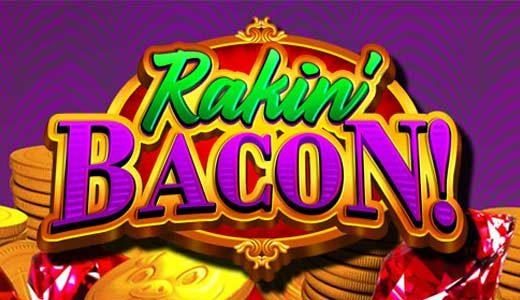 Play Rakin Bacon real money slot at BetRivers Online casino