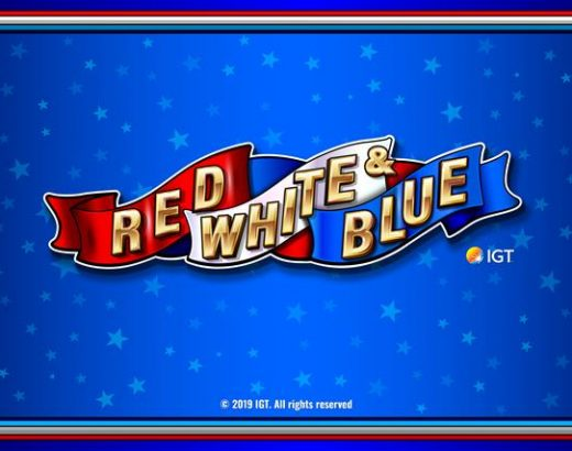 Play Red White and Blue real money slot at BetRivers Online Casino