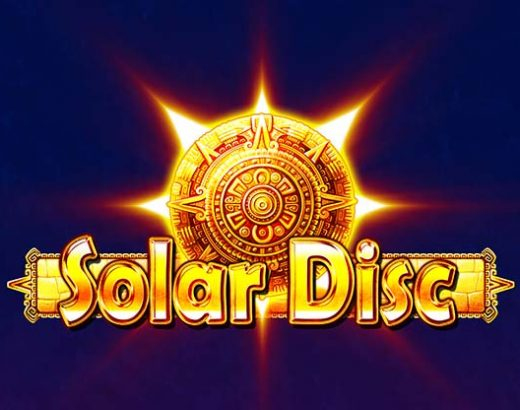 Play Solar Disc online slot at BetRivers Online Casino