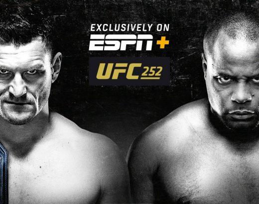 UFC 252 Odds Miocic vs Cormier