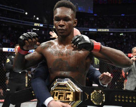 Israel-Adesanya-UFC-253-Odds