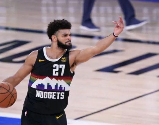 Denver Nuggets superstar Jamal Murrary