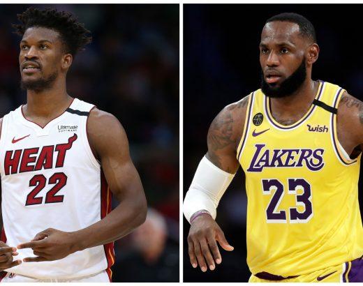 Jimmy-Butler-LeBron-James-2020-NBA-Finals-Odds