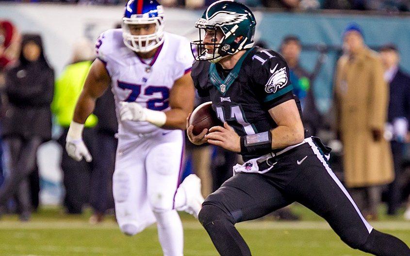 Eagles-Giants Week 7 odds