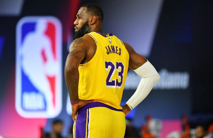 Lakers-Heat Game 5 odds