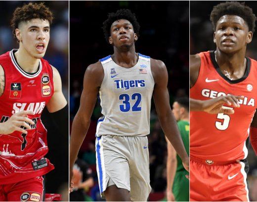 2020 NBA Draft Odds