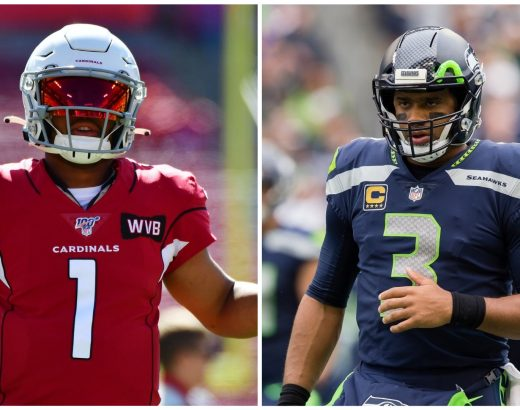 Cardinals-Seahawks Week 11 odds