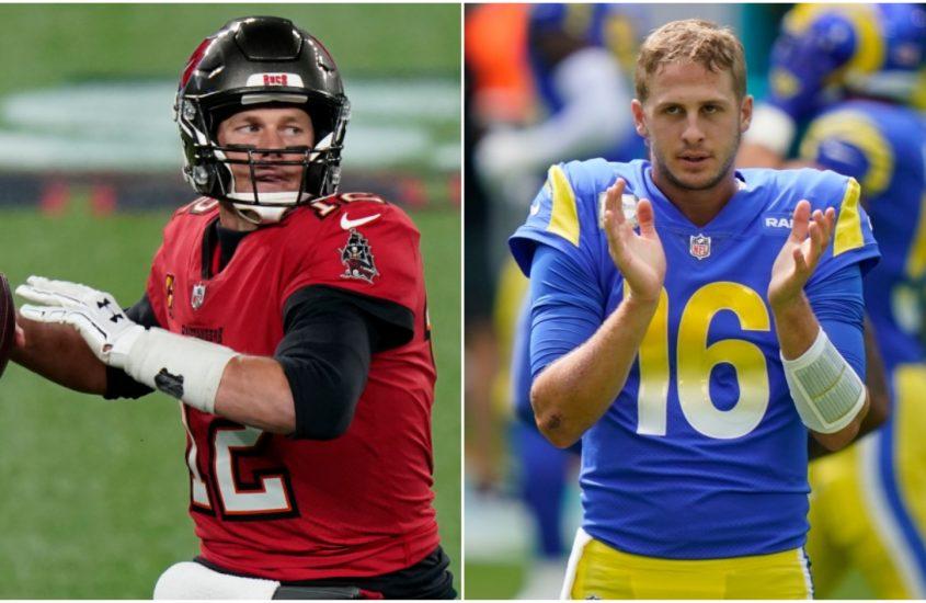 Rams-Buccaneers Week 11 odds