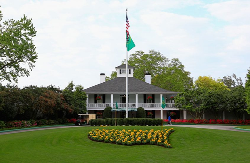 2021 Masters Odds