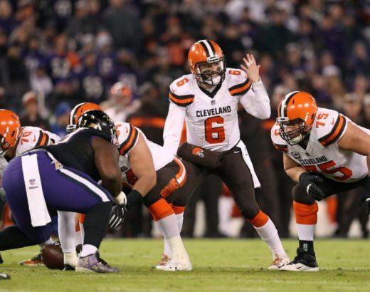 Ravens-Browns Week 14 odds
