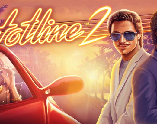 Play Hotline 2 slot at BetRivers Online Casino