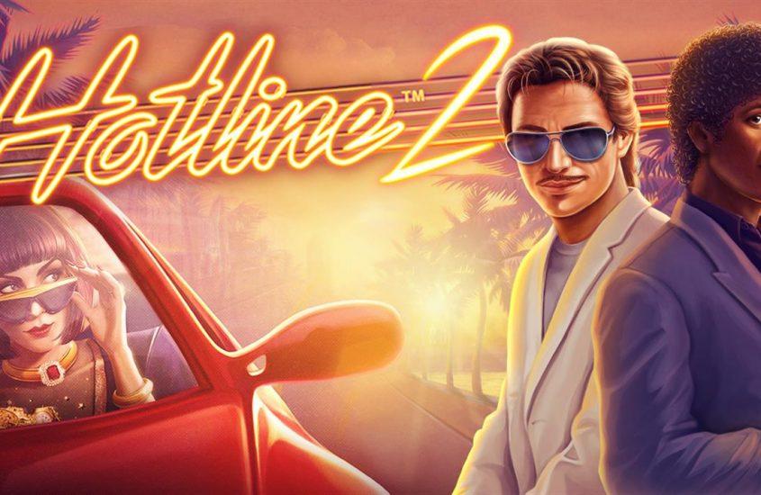 Play Hotline 2 slot at BetRivers Online Casino
