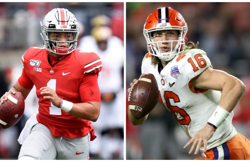 College Football Championship Weekend Odds