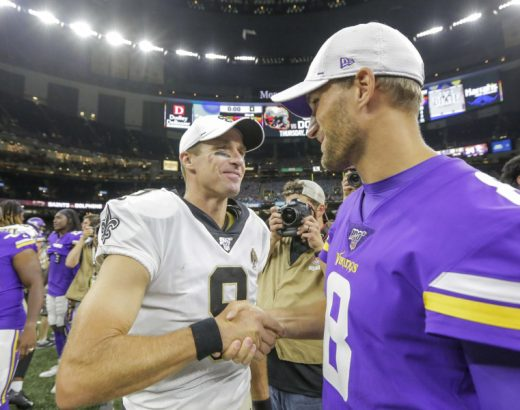 Saints-Vikings Week 16 Odds