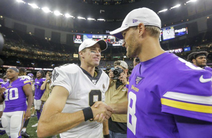 Saints-Vikings Week 16 Odds