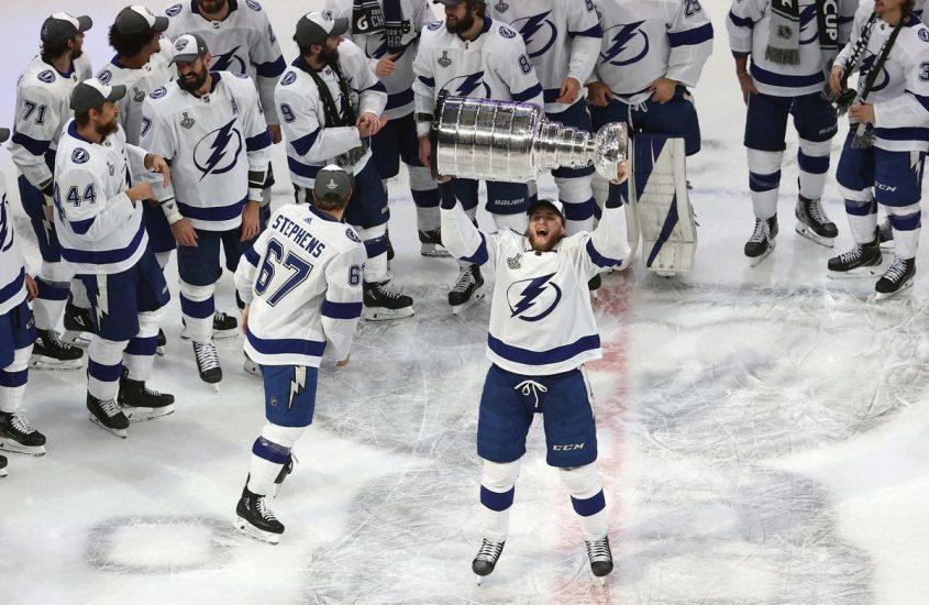 2021 NHL Odds