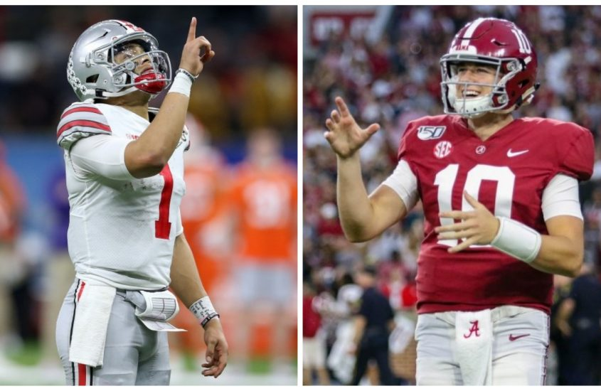 Alabama vs. Ohio State Odds