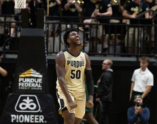 Purdue-Minnesota Odds