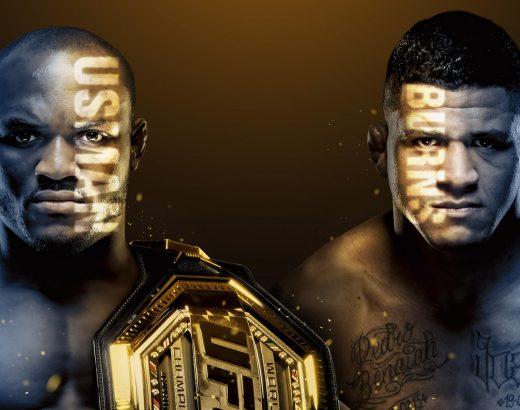 UFC 258 odds: Usman vs. Burns