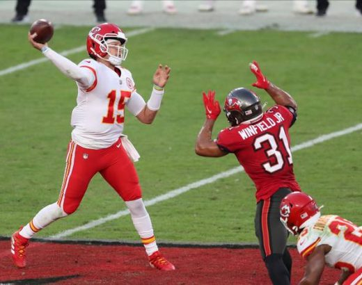 Chiefs-Buccaneers Betting Trends