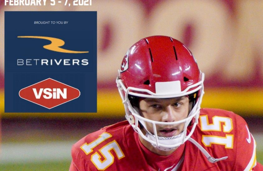 Bet on the Super Bowl at BetRivers Online Sportsbook