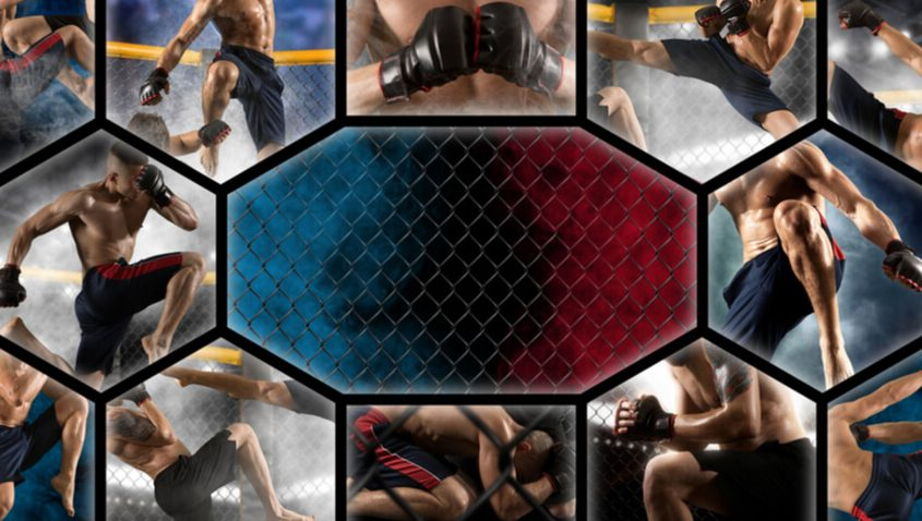How do betting odds work in MMA