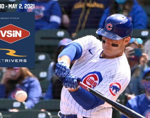 Chicago cubs batter and MLB betting online at Betrivers sportsbook