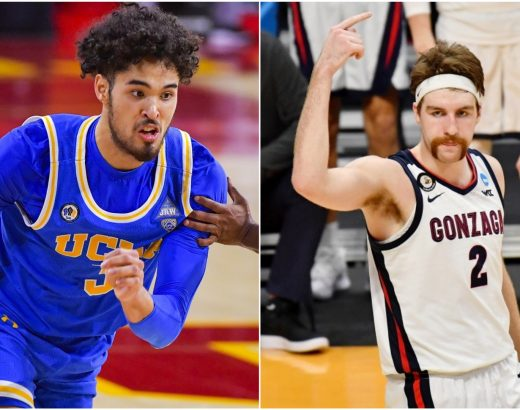 Gonzaga-UCLA odds