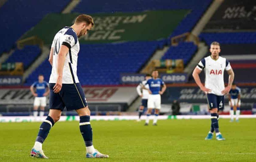 Tottenham vs. Southampton odds