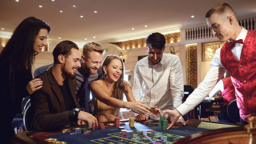 best casino table game odds