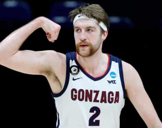 Gonzaga-Baylor player props