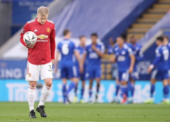Manchester United-Leicester City odds