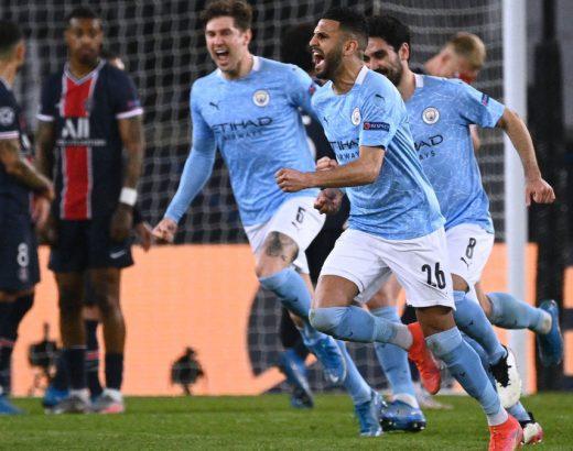 Manchester City-PSG Odds