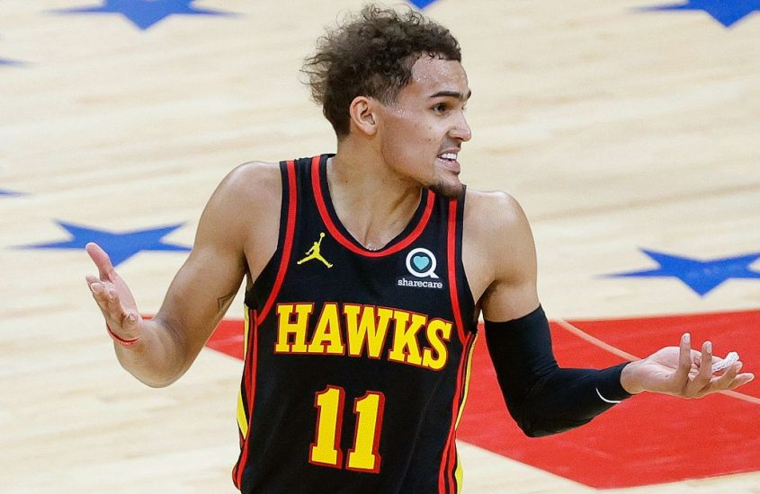 76ers-Hawks Game 2 odds