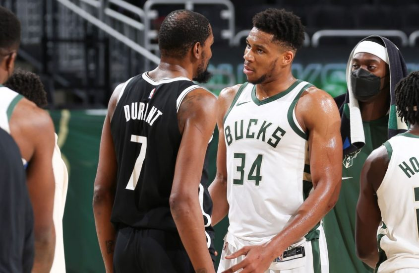 Nets-Bucks Game 3 Odds