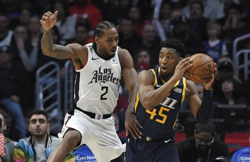 Jazz-Clippers Game 1 odds