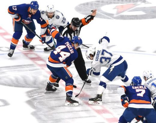 Lightning-Islanders Semifinal Odds