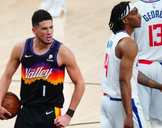 Suns-Clippers Game 2 odds