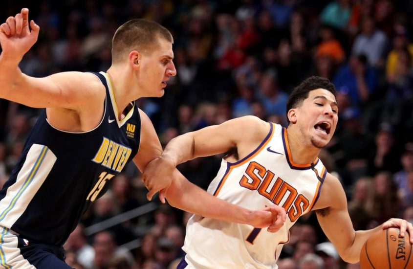 Suns-Nuggets Game 1 odds