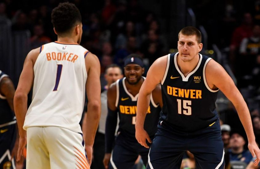 Suns-Nuggets Game 2 odds