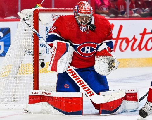 Golden Knights-Canadiens Semifinal Odds