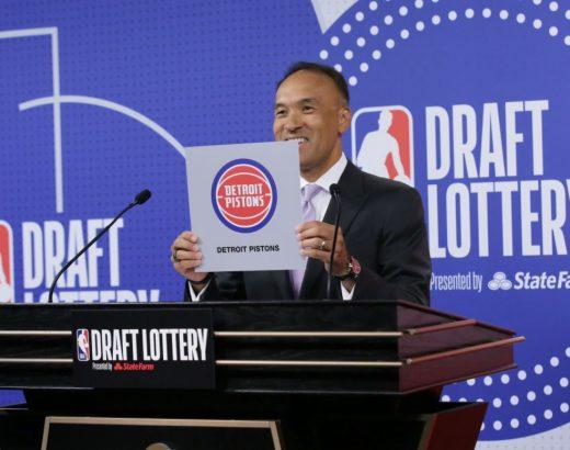 NBA Draft Odds 2021
