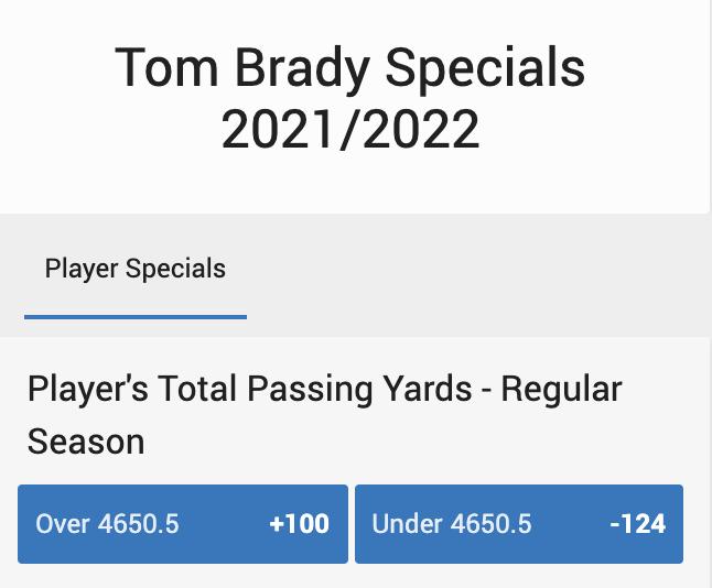 Spesial Tom Brady