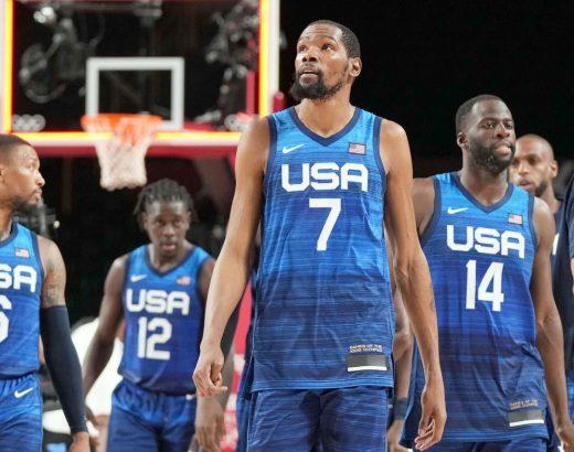 USA-France basketball odds