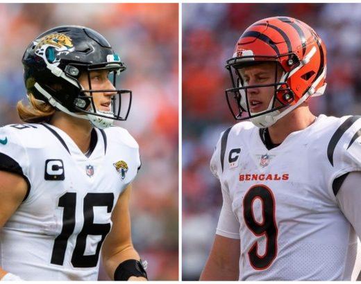 Bengals-Jaguars Week 4 odds